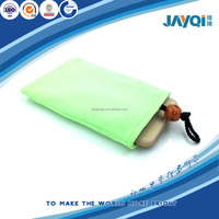 new design cleaning pouch of mobile phone