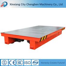 chengben machinery 4 wheels used auto trailer