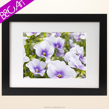 Nice interior wall art bright color floral oil painting pretty flowers canvas painting