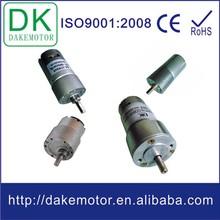37mm high torque low rpm 12v dc motor