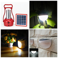 Best choice for Portable Solar Led rechargeable camping lights