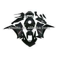 For Honda CBR1000RR CBR 1000RR 2012 Black ABS Plastic Fairing Body work Kit Set