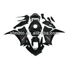For Honda CBR1000RR CBR 1000RR 2012 Black ABS Plastic Fairing Body work Kit Set