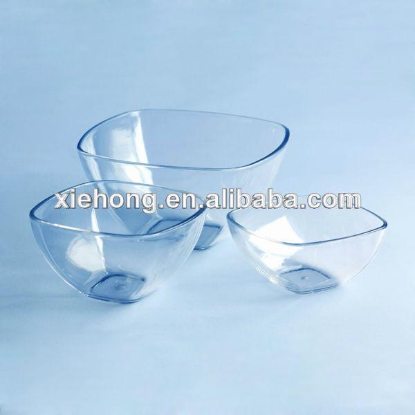 Plato de ensalada ensalada recipiente de pl stico for Recipiente para utensilios de cocina