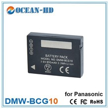 DMW-BCG10 for Panasonic rechargeable ni-cd batteries 3.6 volts