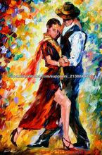 100% Hanamade Dancing Imagen Para Pintura