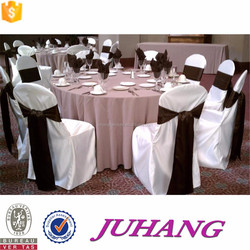 cheap polyester restaurant table cloth and chair cover