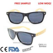 Bamboo sunglasses cneyewear chuancheng glasses promotion wayfarer wood eyewear eye glasses 002