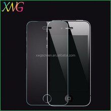 Wholesale Packing 2.5D Round Edge 0.33mm Tempered Glass Screen Protector For iphone