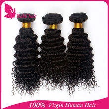 new product full cuticle kinky curly hair high quality hair weave virgin indonesian hair extensions