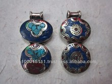 Handmade Tibetan ethnic fashion pendants