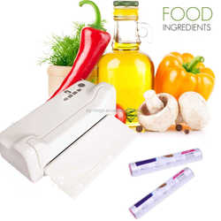Small scale vacuum sealer for family, newest vacuum packing machine with high quality