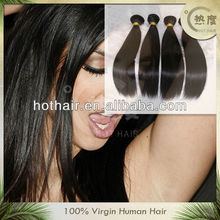 express alibaba made in china hair extension 6A quality for 2014 new product lady brazilian remy hair straight brazil