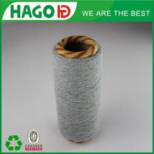 China yarn supplier Ne 16s open end recycled cotton knit yarn bed sheet