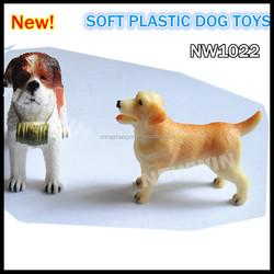 plastic soft emulational Small Model Pet s of Dog