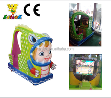New and Hot V.S ZOMBIES Shooting Balls with gun game Acrade Swinging Indoor Game machines -Emily:+86-159999-62502(My whatsapp)