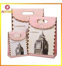 Happy Birthday Theme Paper Bags Coffee Bag Packaging