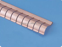 beryllium copper stamping EMI shielding strip