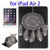 Wholesale 2015 fashion multi patterns flip leather tablet cover for ipad air 2