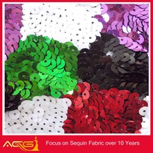 The hot sale top 100 design 100% polyester popular traditional hot sale handmade sequin fabric dog kennels
