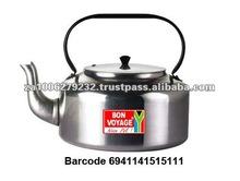 7LT Hot Sale Stainless Aluminium Tea Kettle