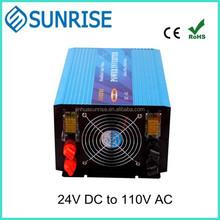 24V to 110V DC/AC Power Supply 3000W Modified Sine Wave Inverter