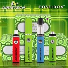 2015 best wax and dry herb vaporizer pen Deluxe Poseidon 3 in 1 with dry herb vaporizer pen rubber mouthpiece