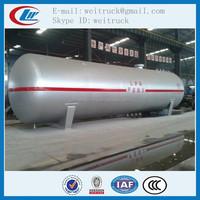 factory selling asme standard 26500gallon high pressure gas cylinders, lpg cylinder, lpg storage tank