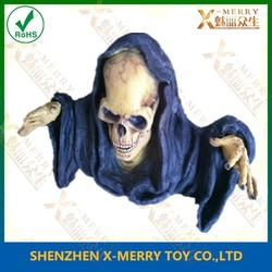 X-MERRY Halloween horror Inferno great Escape magical resurrection skull skeleton,Haunted house decoration