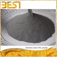 Best18b sucata de aço inoxidável e aço inoxidável 316L preço pó