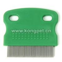 Pet flea comb/dog flea comb/dog lice comb PG006