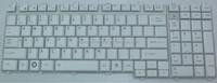 Distributor white US layout laptop keyboard for Toshiba P200