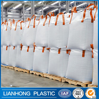 High quality flexible container bag from china, food grade bulk container lier bag for flour,sugar, wholesale pp container bag