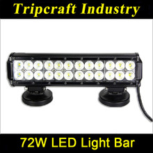 Chinese good quality car accessories led light bar with mounting hardware
