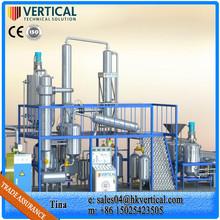 VTS-DP Black Oil Waste Engine Oil Vegetable Oil Filter Machines
