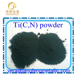 composite Carbide titanium carbo-nitride (TiCN) TiC:TiN=30:70;40:60:50:50