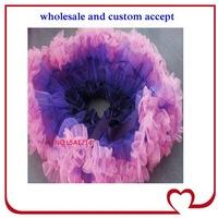 Bottom price classical three tire petticoat