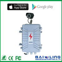 Very fashion and high quality 3030 GSM alarm system