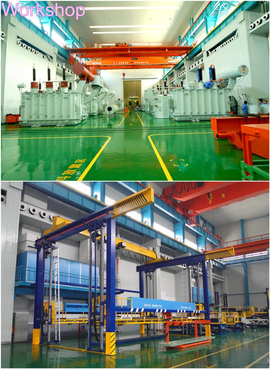 132KV 40MVA power transformer