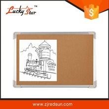 zhejiang redsun cheap magnetic invisible grid board,whiteboard,OEM corkboard