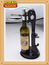 Zinc Alloy lever corkscrew opener, wine corkscrew, factory make mold, CO-101-106