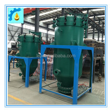 Oil Filtering Automatic Machine with filter leaves