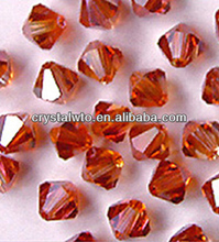 colorful crystal bead with various sizes