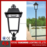 New product aluminum waterproof light garden