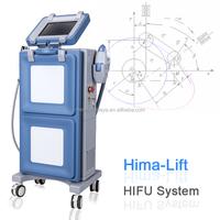 Beauty equipment hifu anti-wrinkle / Rf Face Lifting Machine / Facelift Skin Rejuvenation
