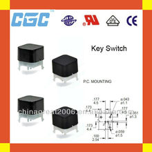 push button switch CGC3001 Key switches