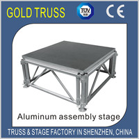 event concert lighting portable stage