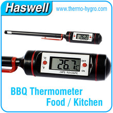 instant read digital food BBQ meat cooking thermometer