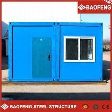 Fine Price Good Insulated Prefabricated container house south