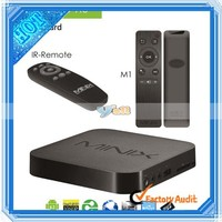Minix NEO X5 Dual Core Android Smart TV Box Player with M1 Six-axis Fly Air Mouse